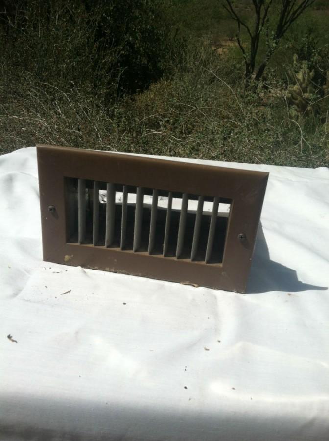 39 71 23 39 safari twin forced hot air vent under kitchen sink - Vent kitchen sink ...