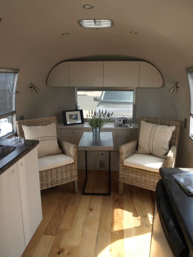 1967 Airstream Tradewind 24 California
