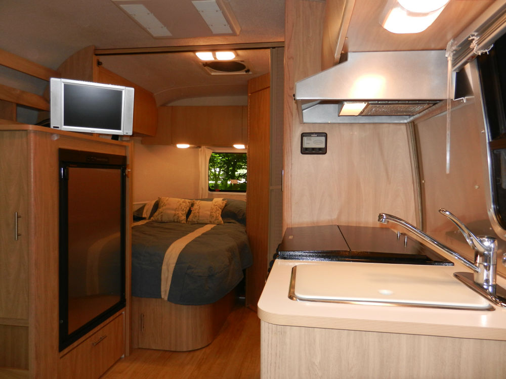 2005 Airstream Safari 19 New York