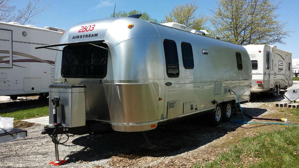 2008 Airstream Safari Se 28 Missouri