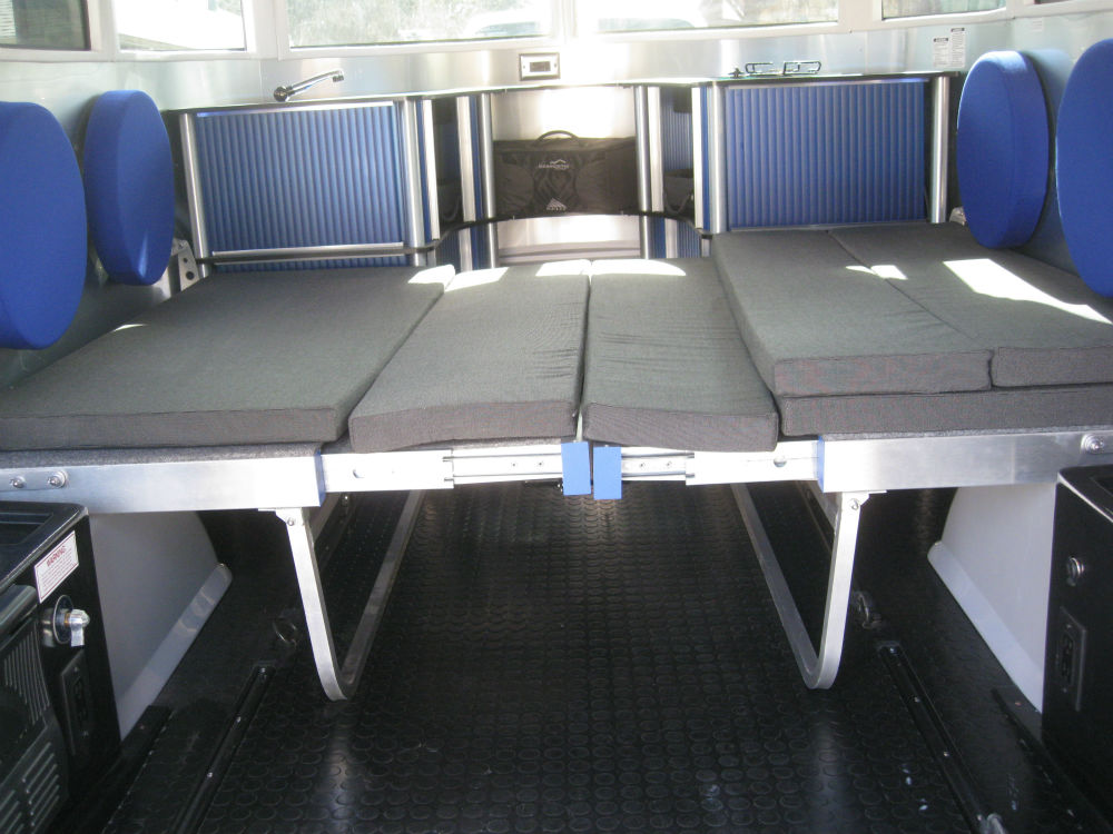 2007 airstream basecamp 16 new york. Black Bedroom Furniture Sets. Home Design Ideas