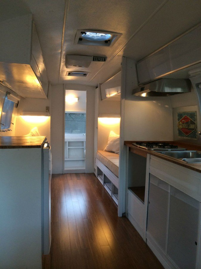 1972 Airstream Tradewind Null California
