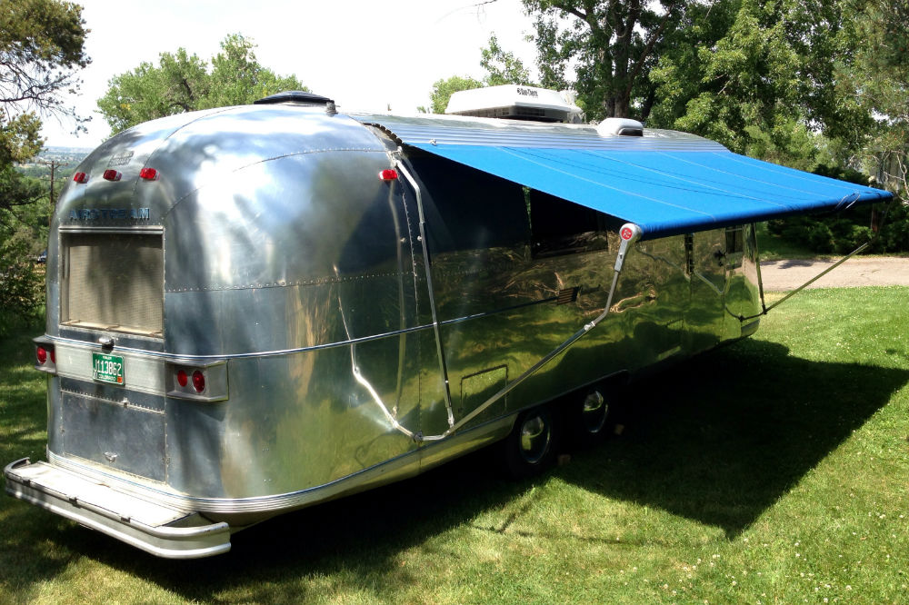 1966 Airstream Overlander 26 Colorado