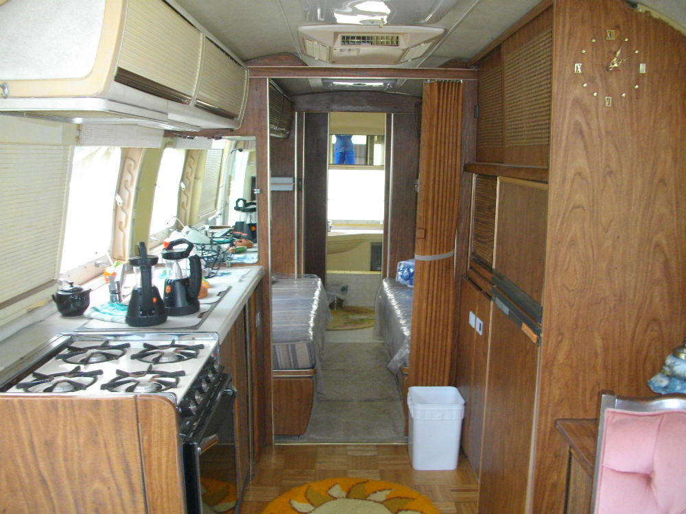 1979 Airstream Sovereign 31 Ontario
