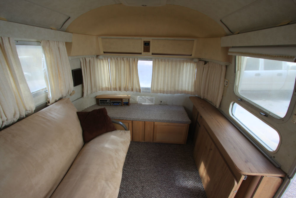 1978 Airstream Excella 500 31 New Mexico