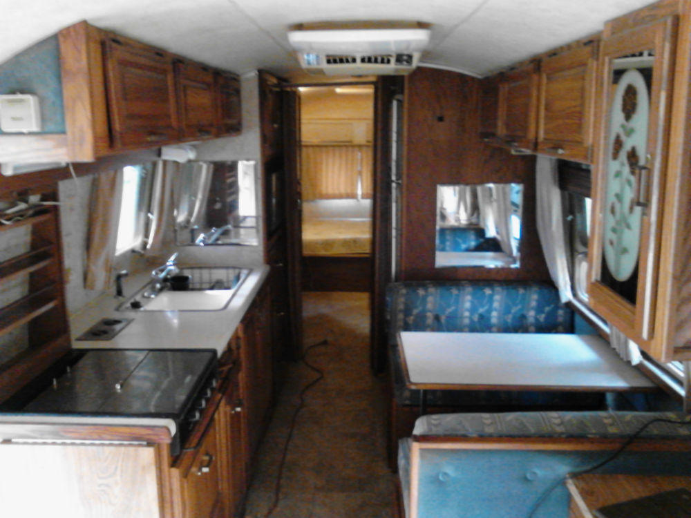 1988 Airstream Limited 34 Georgia