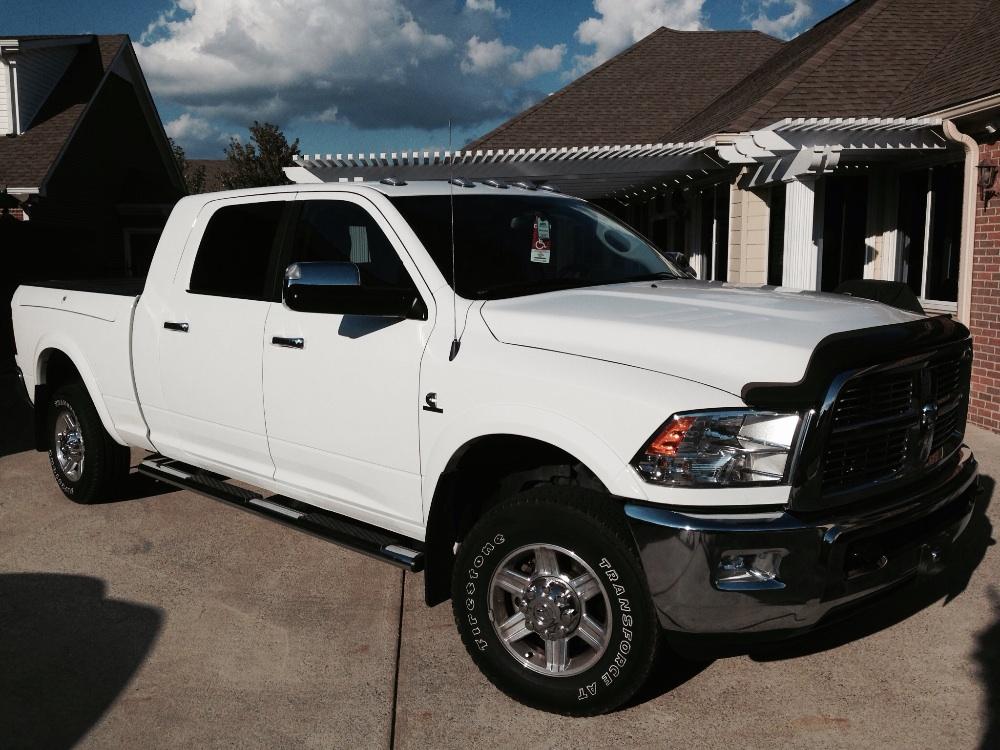 2012 Dodge Ram Laramie Longhorn Limited Mega Cab Diesel 4x4