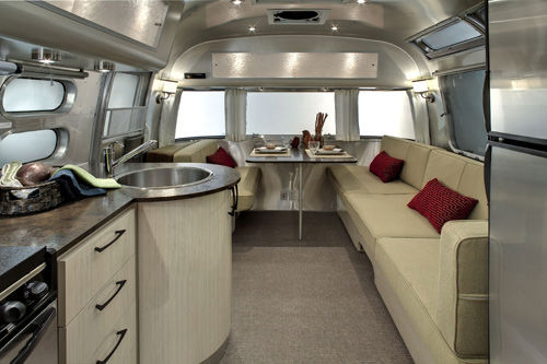 2010 Airstream International 27 Alberta