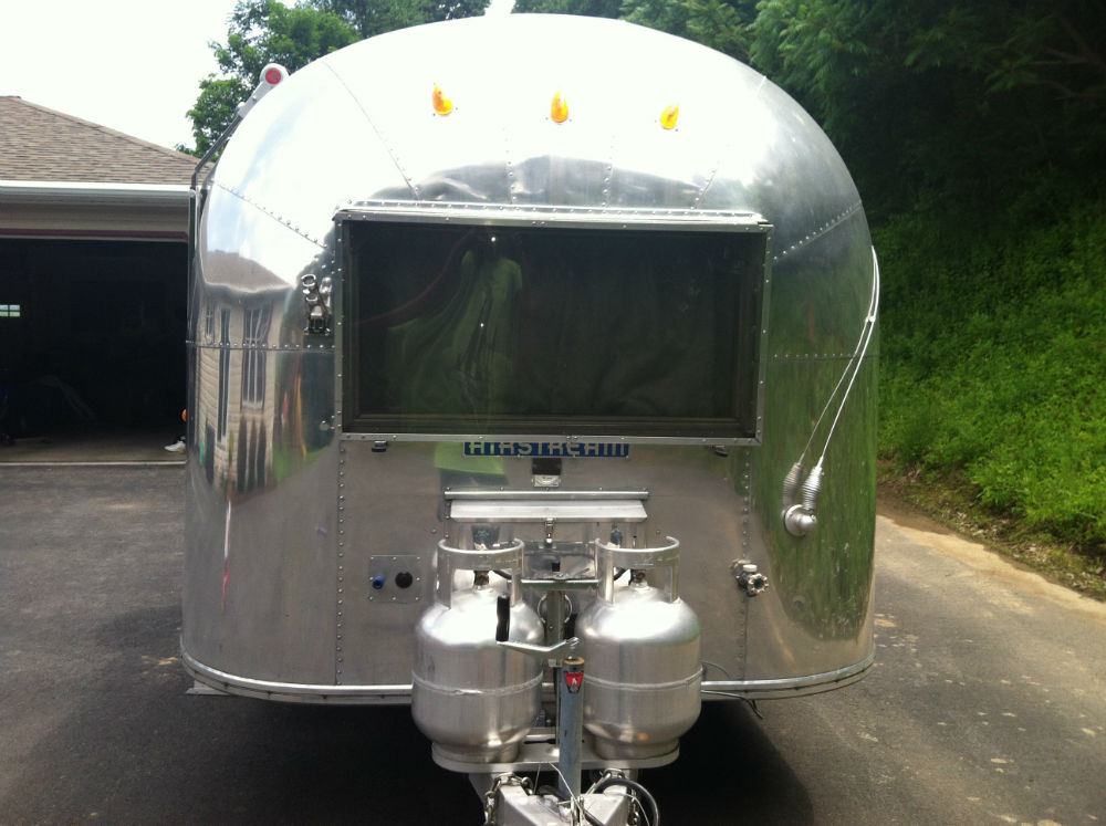 1960 Airstream Tradewind 24 Pennsylvania