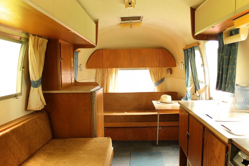 1966 Airstream Safari 22 Minnesota