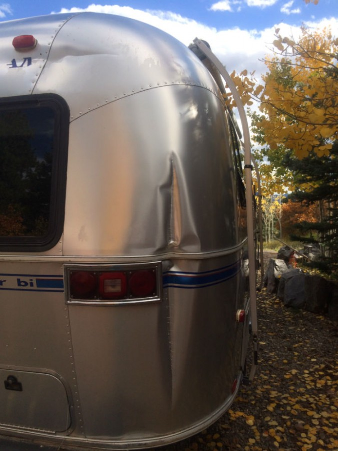 1999 Airstream Bambi 19 Colorado
