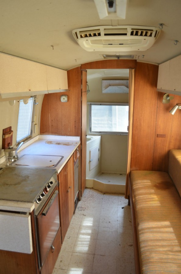 Airstream For Sale >> 1965 Airstream Globetrotter 20 - Illinois
