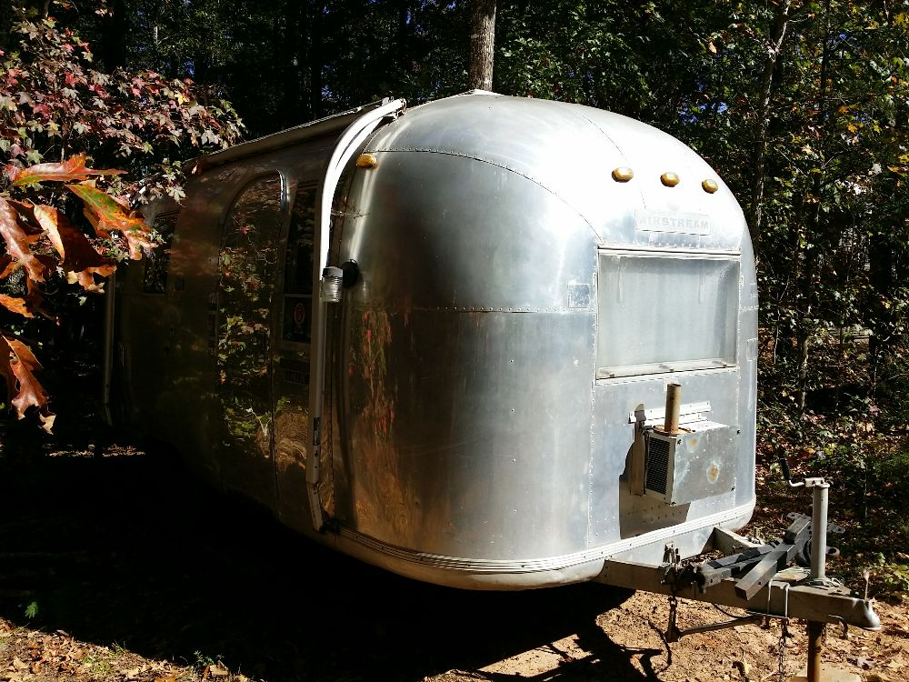 1966 Airstream Globetrotter 20 - South Carolina