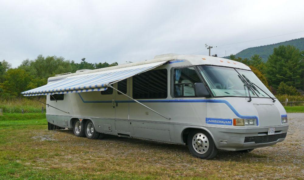 1991 Airstream Land Yacht 36 Virginia