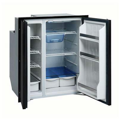 Counter Height Refrigerator And Freezer : Isotherm 12/24/110 volt Marine Fridge / Freezer ? Cruise 200