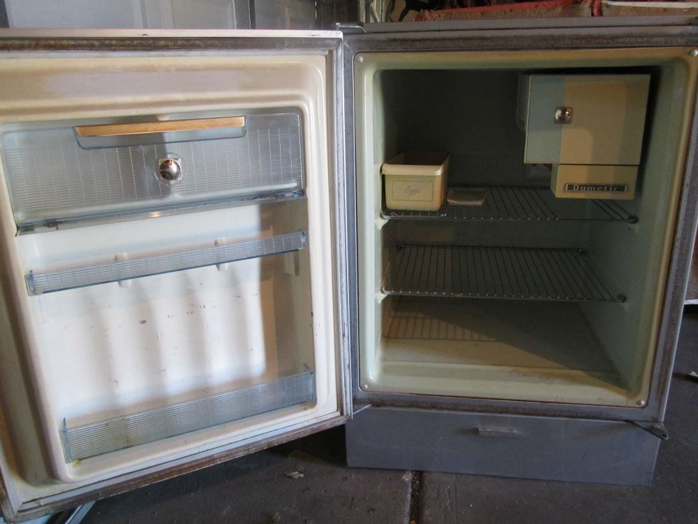Vintage Dometic Refrigerator Works