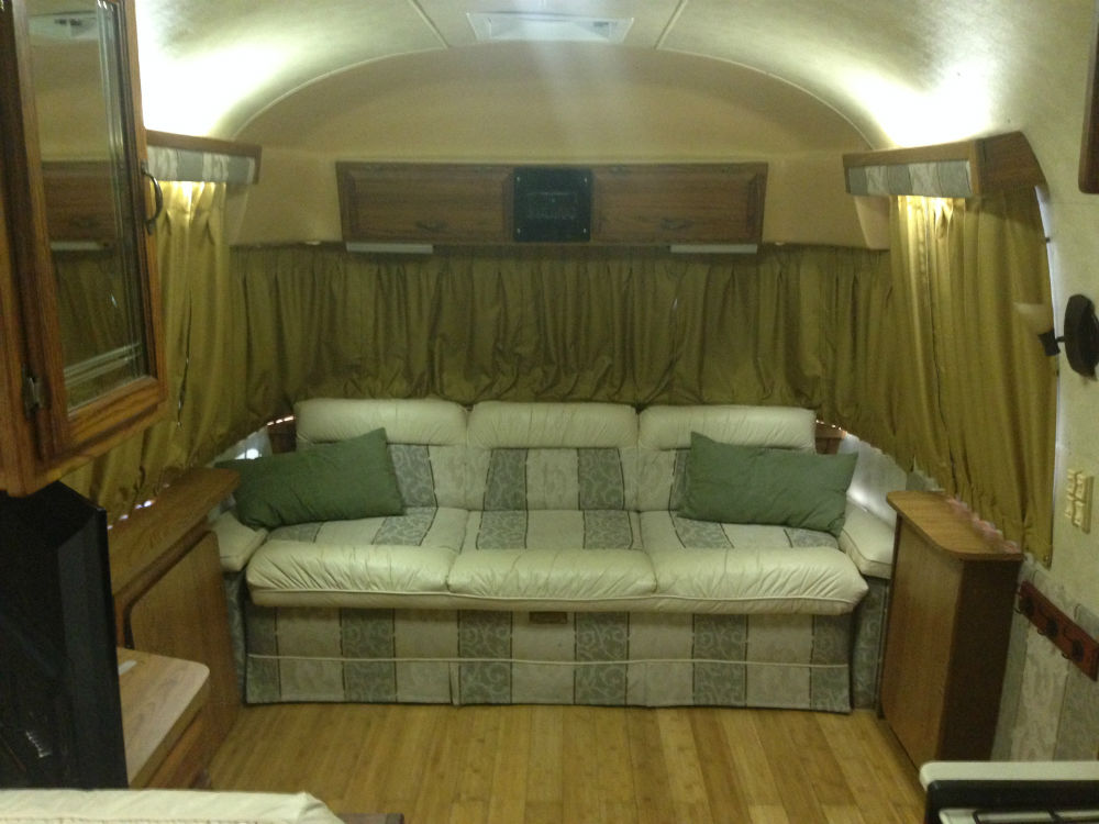 1991 Airstream Limited 34 Alabama