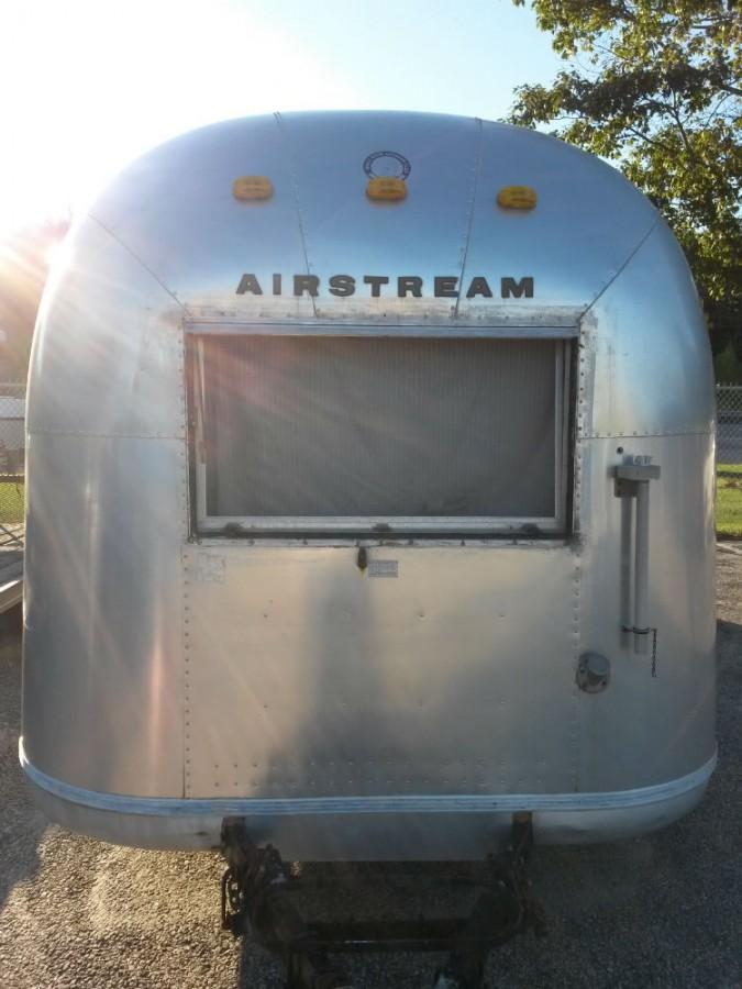 1967 Airstream Overlander 26 New Hampshire