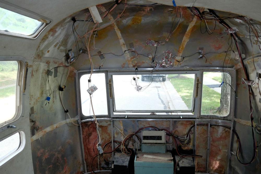 1978 Airstream Sovereign 31 Maryland