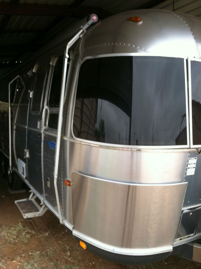 2004 Airstream Classic 28 Texas