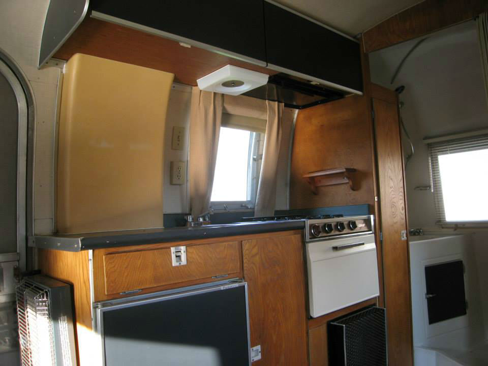 1968 Airstream Caravel 17 New Jersey