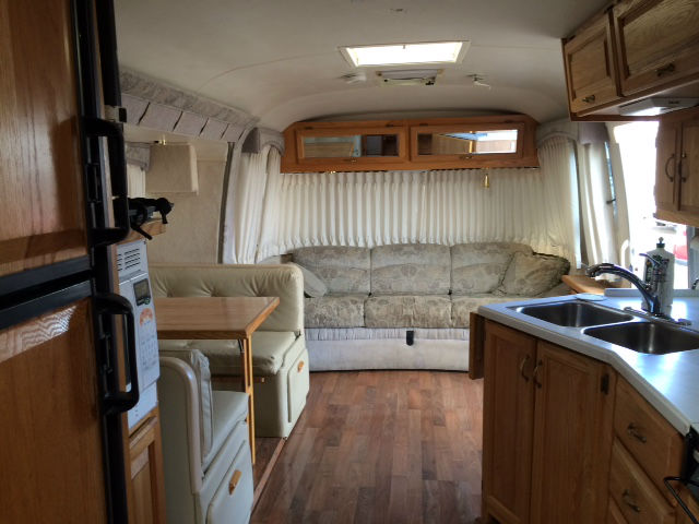 2003 Airstream Classic 30 Arizona