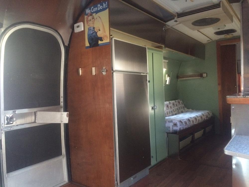 1969 Airstream Overlander 27 California