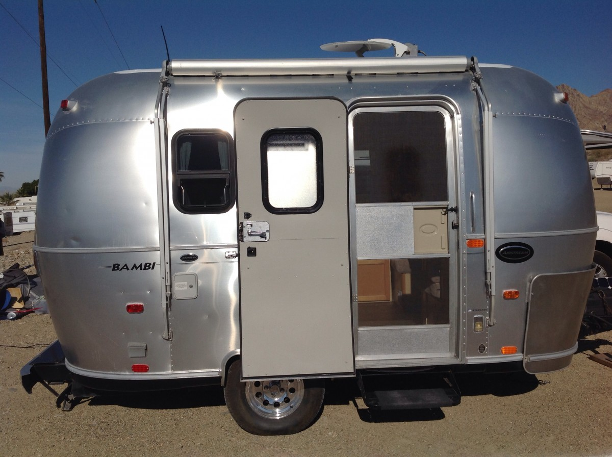 2001 airstream bambi 16 california