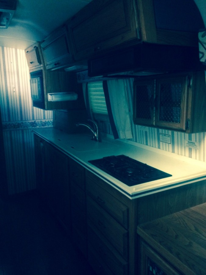 1997 Airstream Limited 34 Texas