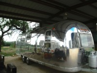 1969 Airstream Overlander 27 - Texas