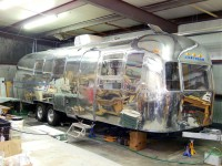 1976 Airstream Sovereign 31 - Texas