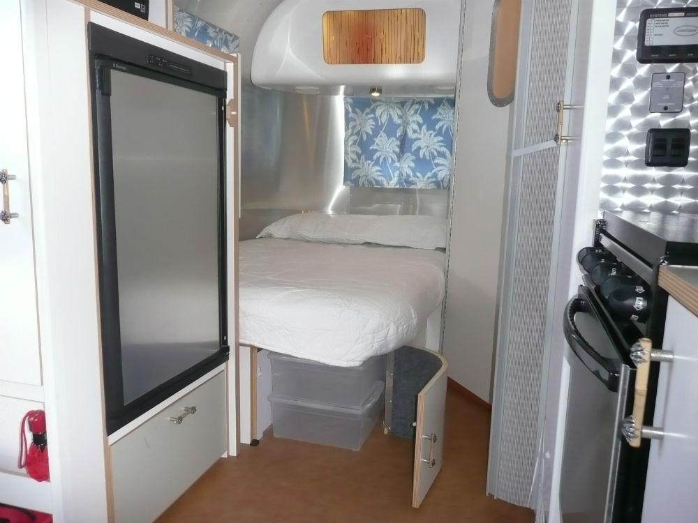 2008 Airstream International Ccd 19 California