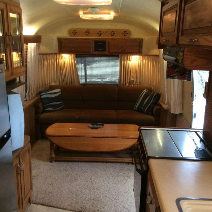 1989 Airstream Excella 32 Texas