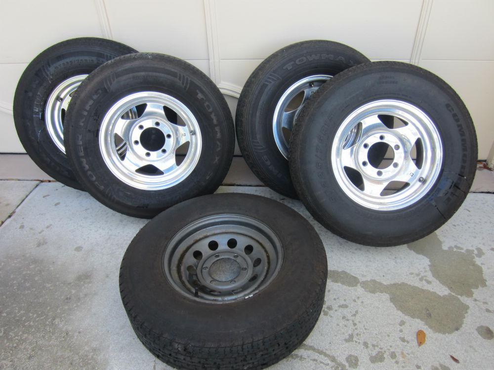 Beware Tires Expire