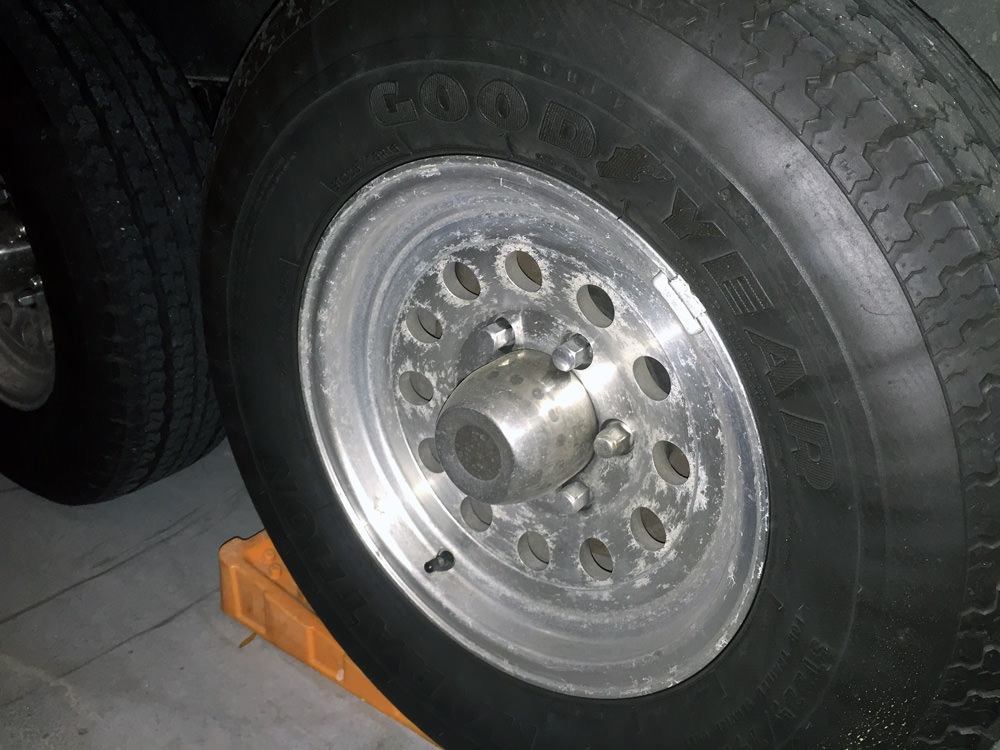 Airstream Trailer For Sale >> 15 inch Airstream International Wheels & Tires