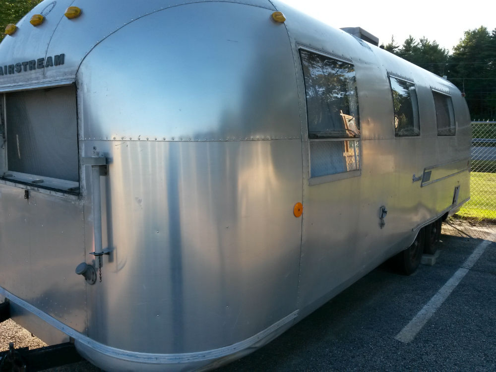 1967 airstream overlander 26 new hampshire. Black Bedroom Furniture Sets. Home Design Ideas