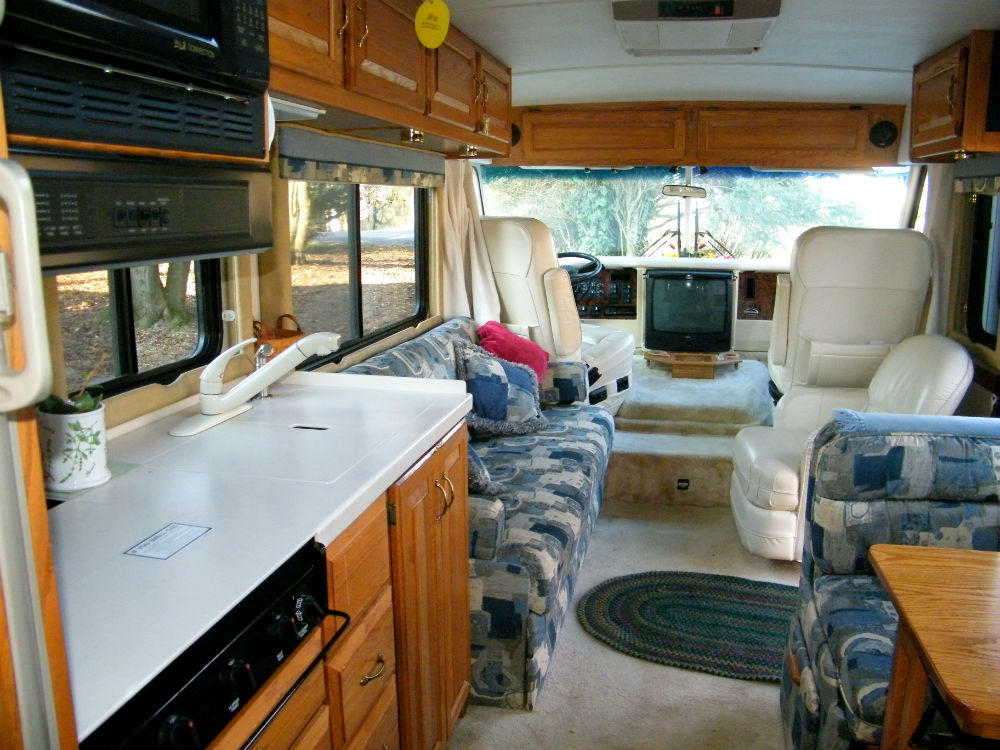 2001 Airstream Land Yacht 31 Pennsylvania
