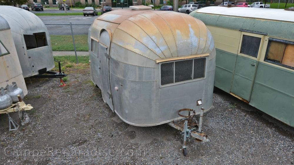 1955 Airstream Bubble 16 - Utah