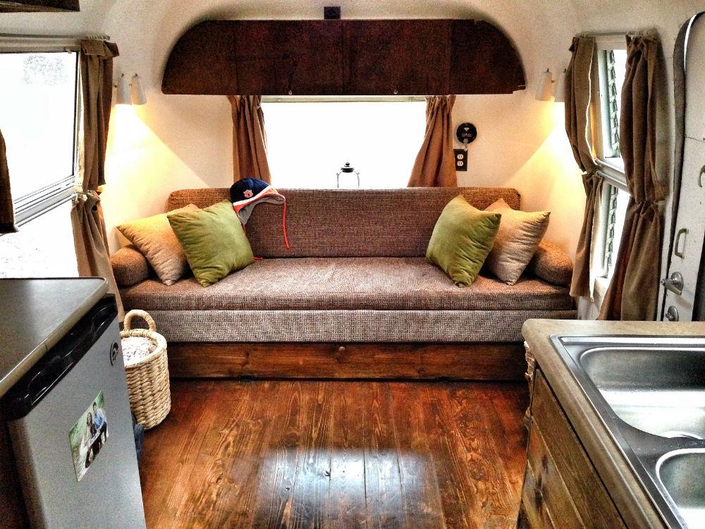 Airstream Overlander Georgia