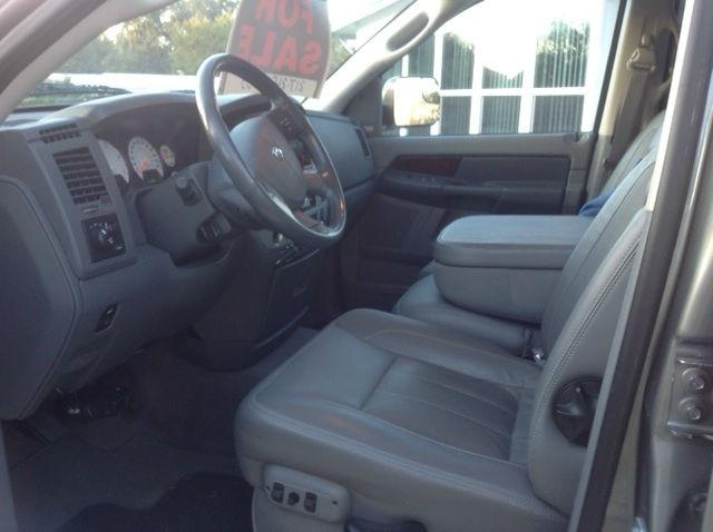 2009 Dodge Ram 2500 Laramie Quad 4x4 Diesel