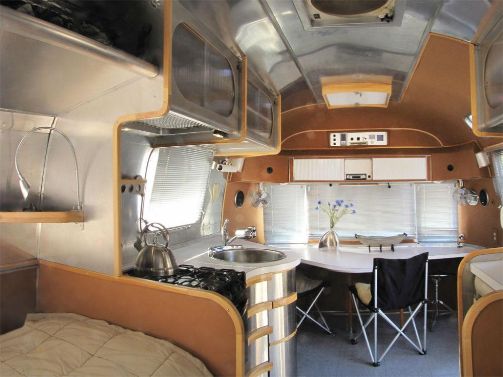 1973 Airstream Safari 23 Oregon