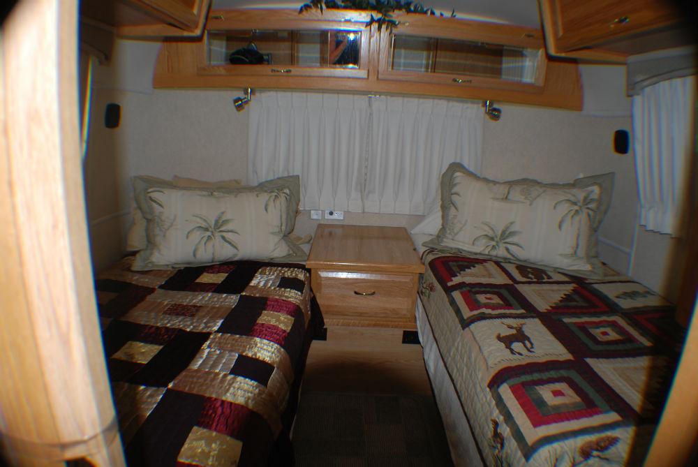 2004 Airstream Classic 31 - Texas
