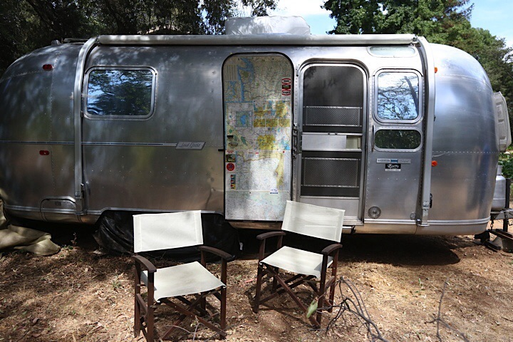 1972 Airstream Safari 23 - California