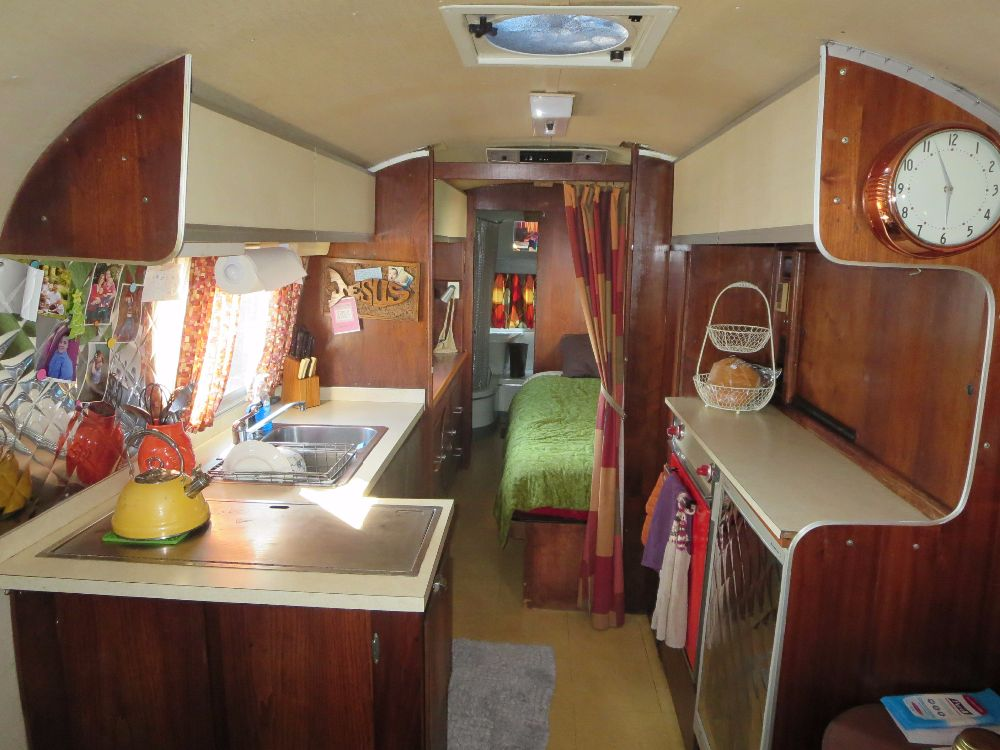 1966 Airstream Sovereign 30 Texas