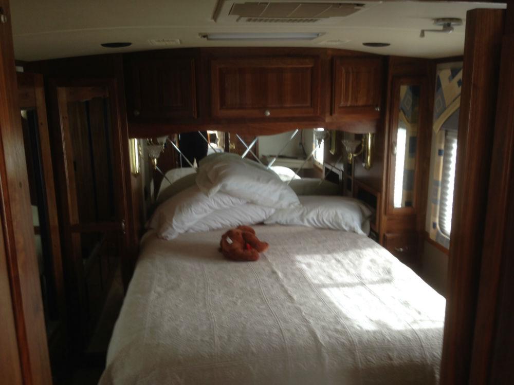 2001 Airstream Land Yacht Xl 330 Hp 39 California