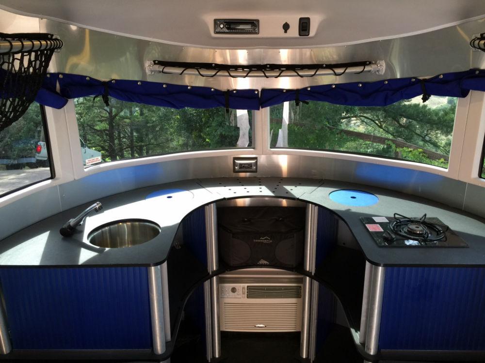Airstream Trailer For Sale >> 2007 Airstream Basecamp 16 - California