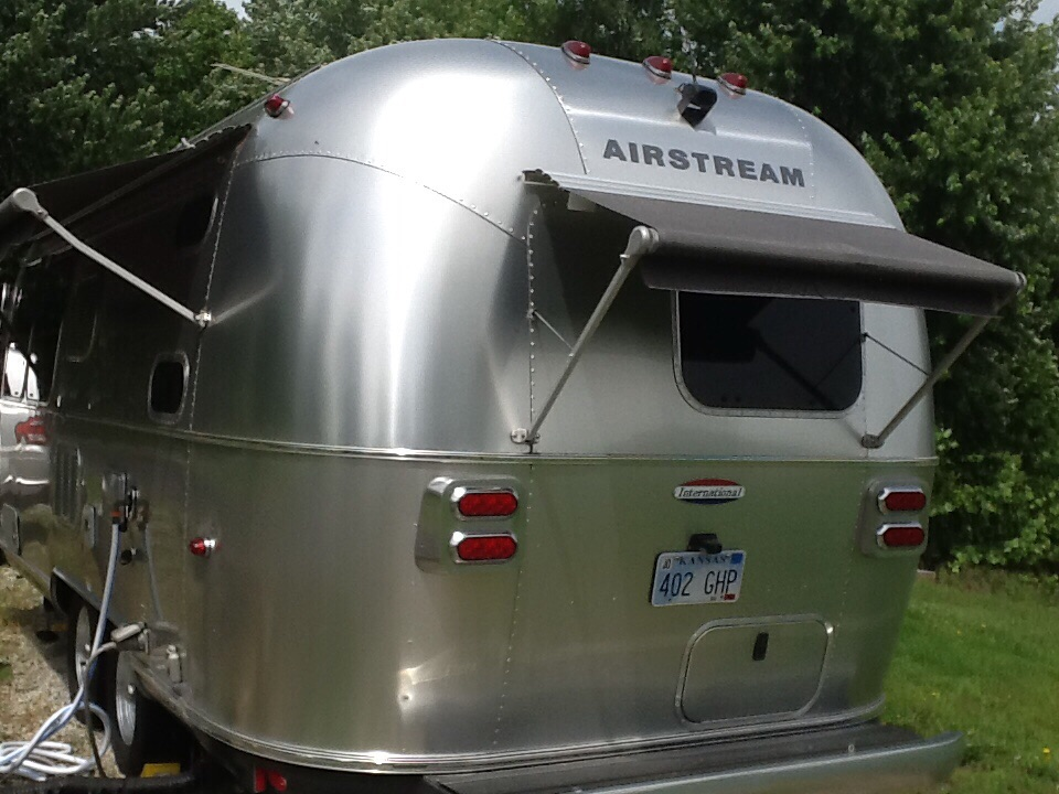 2014 Airstream International 23 Missouri