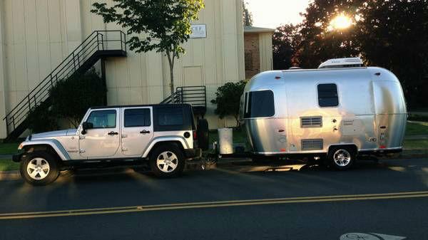 Airstream Sport 16 Oregon