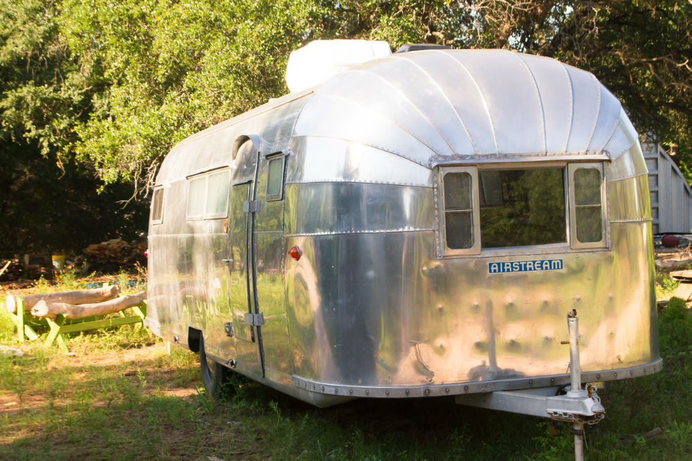 Airstream For Sale Texas >> 1954 Airstream Flying Cloud 22 - Texas