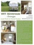 1977 Airstream Sovereign 31 - Texas